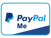 "Button reads ""PayPal Me"""